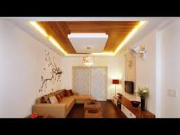 wooden false cealing designs for living room india