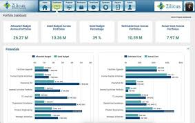 Online Project Budget Cost Billing Tracking And Management