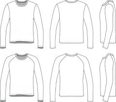 White Blank T Shirt Template Vector Download Free Polo