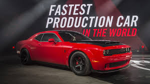 2018 chrysler demon. fine 2018 tesla model s p100dl still quicker to 60 mph than new 2018 dodge challenger  srt demon u2013 videos throughout chrysler demon
