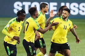 Jamaica vs. Suriname, Costa Rica vs ...