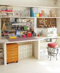 perth small space office storage solutions. Heart Handmade UK 24 Creative Craft Room Storage Ideas Love The Built In Desk And Shelf Perth Small Space Office Solutions S