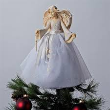 ... Modest Design Christmas Tree Topper Angel Foundations 4026907 Flossie S  ...