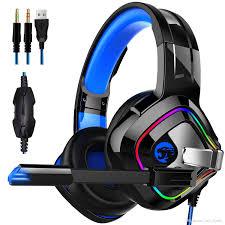 A66 Professional Esports <b>Game</b> Glare Headset Subwoofer <b>Head</b> ...