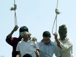 Iran gay boys executed