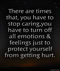 Quotes About Protecting Yourself From Getting Hurt