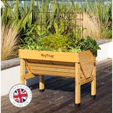 vegtrug patio garden small 1m