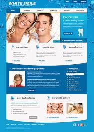 Website Template Dentist