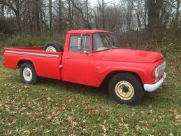 1966 IH INTERNATIONAL 1200A PICKUP TRUCK for sale: photos, technical ...
