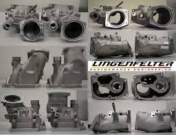 Lingenfelter C6 Zr1 Supercharger Cast Aluminum Air Intake