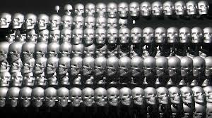 Skull Pattern Best Skull Pattern Short Full HD Vj Loop Halloween Horror Visuals
