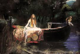 the lady of shalott suddypudding