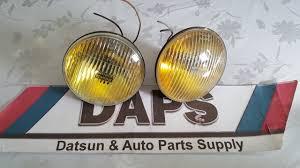Bosch Yellow Fog Lights Out Of Stock Bosch Amber Yellow Fog Light For Datsun