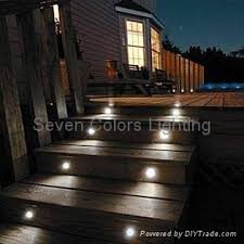 floor lighting led. 40MM Outdoor Recessed LED Deck Lights Step Floor  (SC-B104B) 4 Floor Lighting Led N