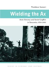 encountering the past in nature acirc middot ohio university press swallow cover of wielding the ax