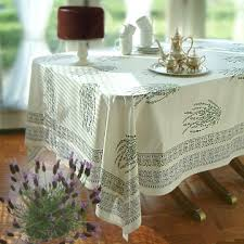 lavender dreams french provence tablecloth