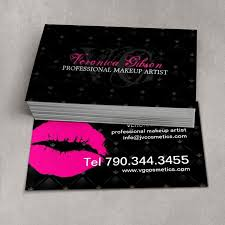 makeup business cards designs 78 best customizable business cards by colourful designs inc