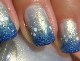 nail polish canada art challenge week 1 the obsessed snowfall