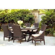 7 piece patio set clearance home depot 7 piece patio set outdoor furniture big lots