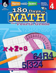 com days of math for fourth grade days of  180 days of math for fourth grade 180 days of practice