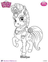 Small Picture Beautiful Princess Palace Pets Coloring Pages Contemporary