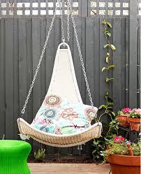 Modern Hanging Chair Hanging Garden Furniture Folding Deck Table Garden Furniture