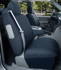 chevrolet s10 saddleman canvas seat cover