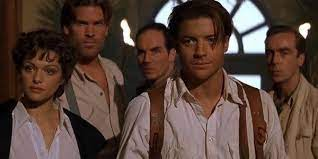 Twenty years after the mummy first hit theaters, brendan fraser's performance as rick o'connell is still impacting action stars from the mcu to aquaman. Brendan Fraser And The Mummy Trended On Twitter This Week And Now I M So Ready For His Big Film Comeback Cinemablend