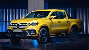 The 2018 Mercedes-Benz X-Class Luxury Truck Is Finally Real