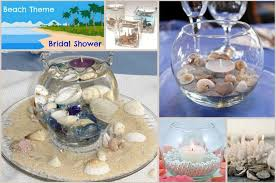 ... Beach Wedding Shower Decorations Extremely Inspiration 9 Ideas For  Themed ...