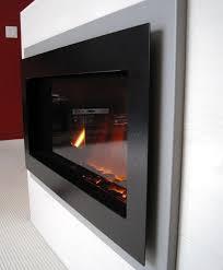 ventless wall mount gas fireplace