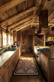 Cabin Kitchens 17 Best Ideas About Cabin Kitchens On Pinterest Log Cabin