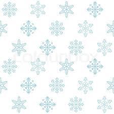 blue snowflakes white background. Interesting Snowflakes Seamless Christmas Background Blue Snowflakes On White  Stock Vector  Colourbox For Blue Snowflakes White Background I