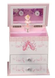 mele angel girl s wooden al ballerina jewelry box with fashion paper overlay