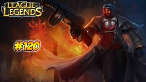 League Of Legends - Gameplay - Graves ...
