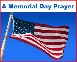 Image result for Memorial Day Prayer