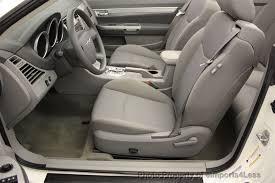 2008 chrysler sebring touring convertible 8254208 14