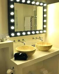 bathroom lighting above mirror. Above Mirror Bathroom Lighting Ideas Lighted Vanity