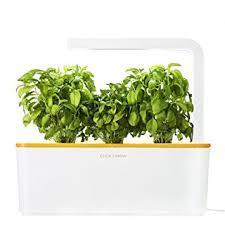 indoor herb garden kit. Click \u0026 Grow Indoor Smart Fresh Herb Garden Kit (Newer Model Available) (Discontinued G