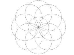 Mandala Da Disegnare Facili Migliori Pagine Da Colorare