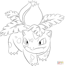 Small Picture Generation I Pokemon coloring pages Free Coloring Pages