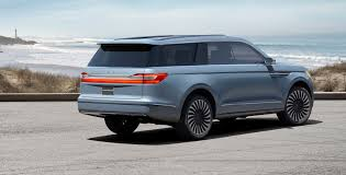 2018 lincoln navigator spied. beautiful spied 2018 lincoln navigator previewed with dramatic gullwinged concept  photos  1 of 9 inside lincoln navigator spied