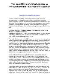 example memoir essay research paper help example memoir essay