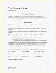 25 Readwritethink Resume Generator New Best Resume Templates