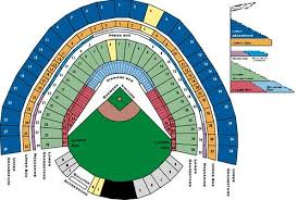 Milwaukee Die Chart Milwaukee County Stadium Seating Chart Wwf Wrestlemania
