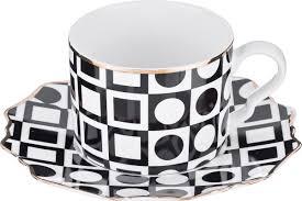 Набор <b>чайный Lefard</b> Коллекция <b>Vogue</b> Черно-белое, 779-193 ...