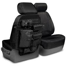 tactical ballistic molle custom fit seat covers for