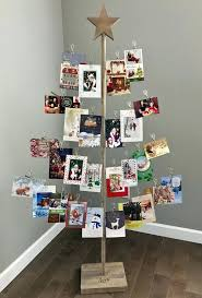 Christmas Card Display Stand