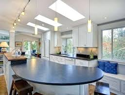 vaulted ceiling kitchen lighting. Recessed Light For Vaulted Ceiling Led Lighting Sloped  Large Size Of Kitchen . N
