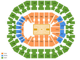 Yum Center Detailed Seating Chart Wake Forest Demon Deacons At Louisville Cardinals Basketball